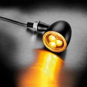 Kellermann Bullet 1000 Dark,Mc-Blinkers