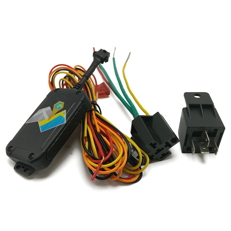 GPS Tracker för motorcykel, ezTracker Fordon G2