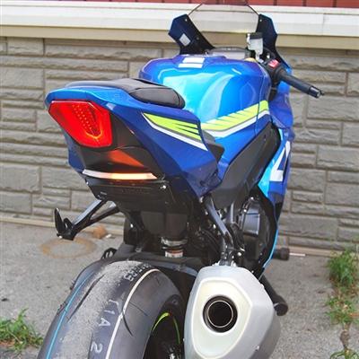 New Rage Cycles, Tailtidy med blinkers & skyltbelysning, Suzuki GSX-1000R  (2017-Present)