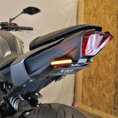 New Rage Cycles, Tailtidy med Blinkers & Skyltbelysning, Yamaha MT-07 2018-Present