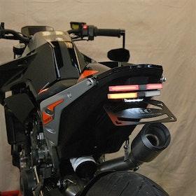 Nye Rage Cycles Bakkledd / blinklys og bremselys, KTM 790