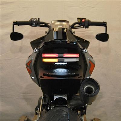 New Rage Cycles, Tailtidy med Blinkers och bromsljus, KTM 790
