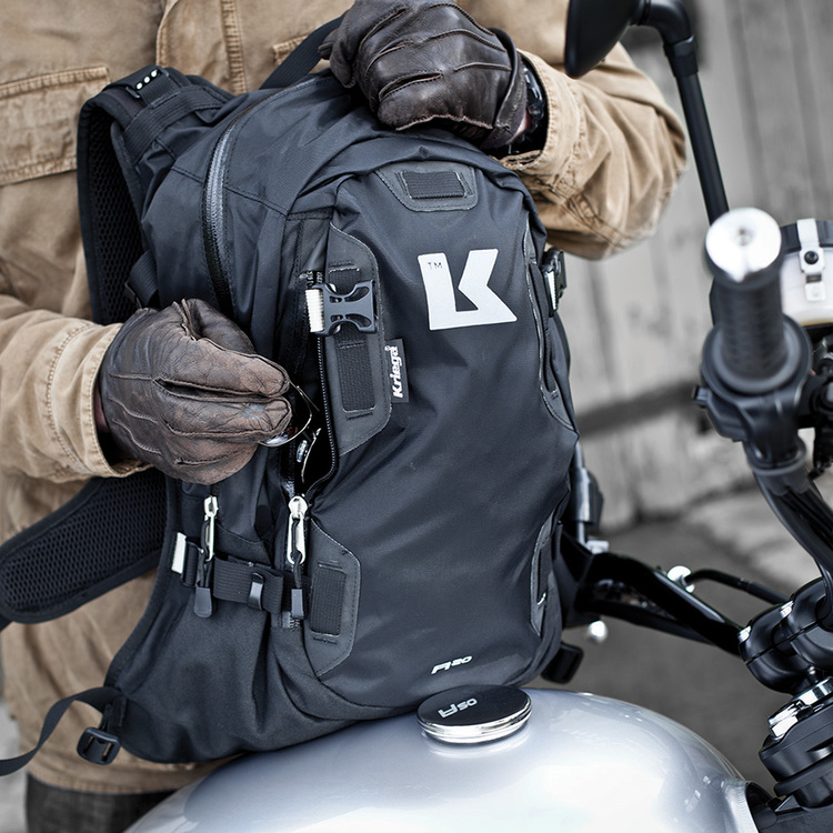 Kriega R20, Mc-ryggsäck, 20L