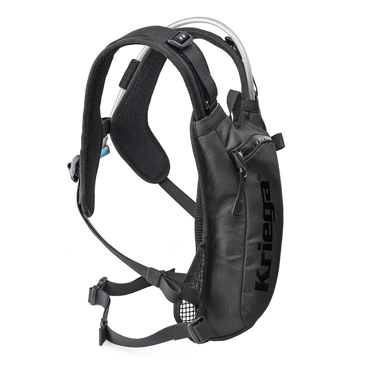 Kriega Hydro-2, enduro ryggsäck med vattenpåse & slang