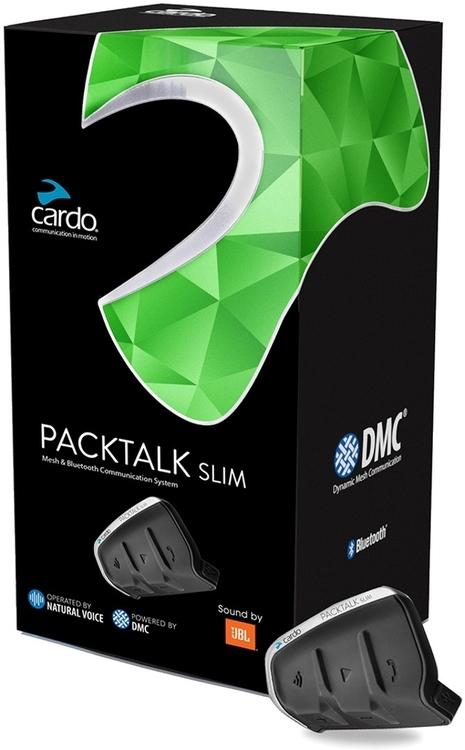 Cardo Packtalk Slim Duo / JBL MC-Intercom