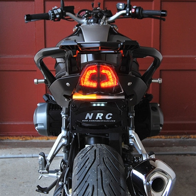 New Rage Cycles, Tailtidy&Blinkers, BMW R1200R