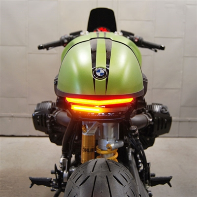 New Rage Cycles, Tailtidy med Bromsljus & Blinkers, BMW R Nine T