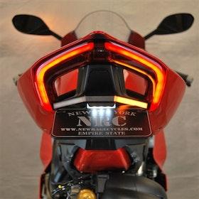 New Rage Cycles, skreddersydd med blink, Ducati Panigale V4