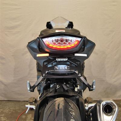 New Rage Cycles, Tailtidy med blinkers, Honda CBR 1000RR