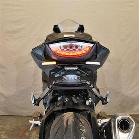 Nye Rage Cycles, skreddersydd med blink, Honda CBR 1000RR