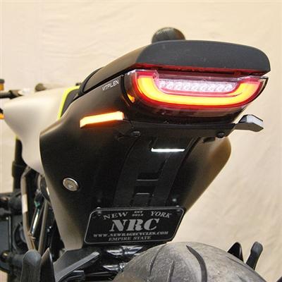New Rage Cycles, Tailtidy med blinkers, Husqvarna Vitpilen 701