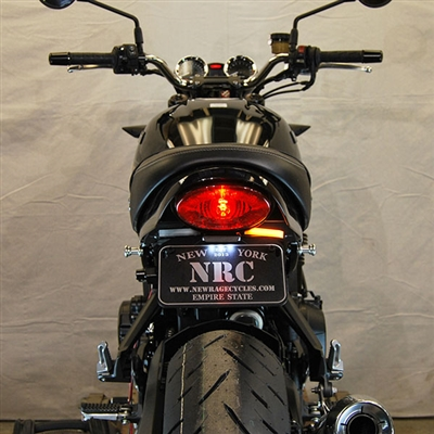 New Rage Cycles, Tailtidy med blinkers, Kawasaki Z900RS