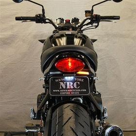 New Rage Cycles, skreddersydd med blink, Kawasaki Z900RS