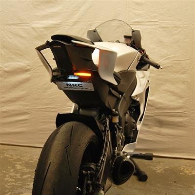 New Rage Cycles, Tailtidy med blinkers & skyltbelysning, Yamaha R6 (2017-Present)
