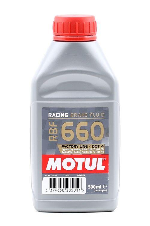 Bromsvätska DOT 4 Motul 600 RBF Racing