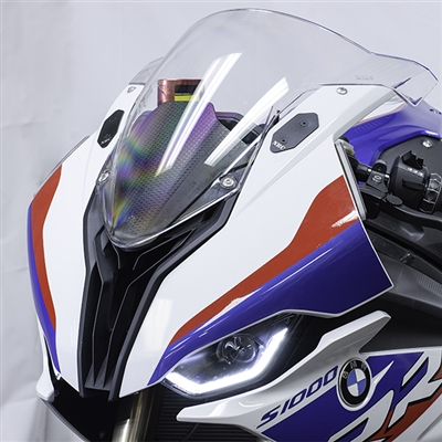 New Rage Cycles, Block-off plates, BMW S1000RR