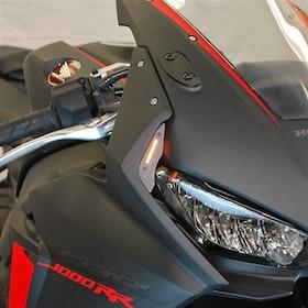 New Rage Cycles, LED-blinkers fram, Honda CBR 1000 RR