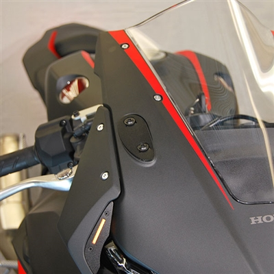 New Rage Cycles, Block-off plates, Honda CBR 1000 RR