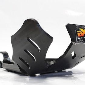 AXP Xtrem HDPE Hasplåt, Svart, KTM EXC250-EXC300