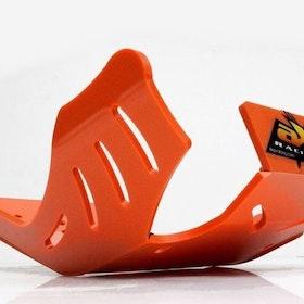 AXP Hasplåt Orange, KTM EXC250-EXC300 17-20