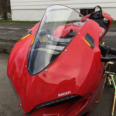 New Rage Cycles, Block-off blinkers, Ducati 959 Panigale