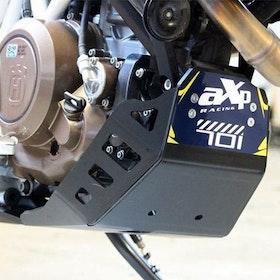 AXP Xtrem HDPE Hasplåt, Svart,  Husqvarna 701 & KTM 690