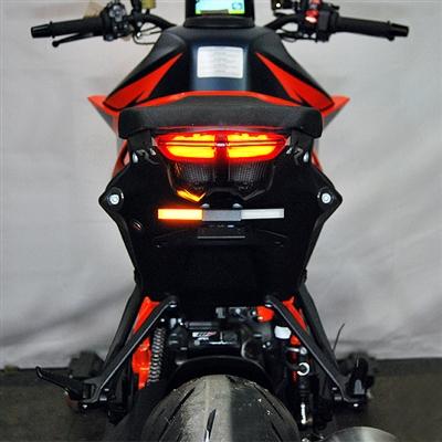 New Rage Cycles, Tailtidy med blinkers & skyltbelysning, KTM SuperDuke 1290 (2020)