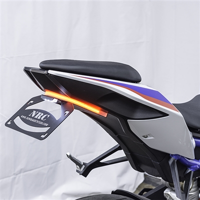 New Rage Cycles, Tailtidy med blinkers & Bromsljus, Bmw S1000r, (2021-Present)
