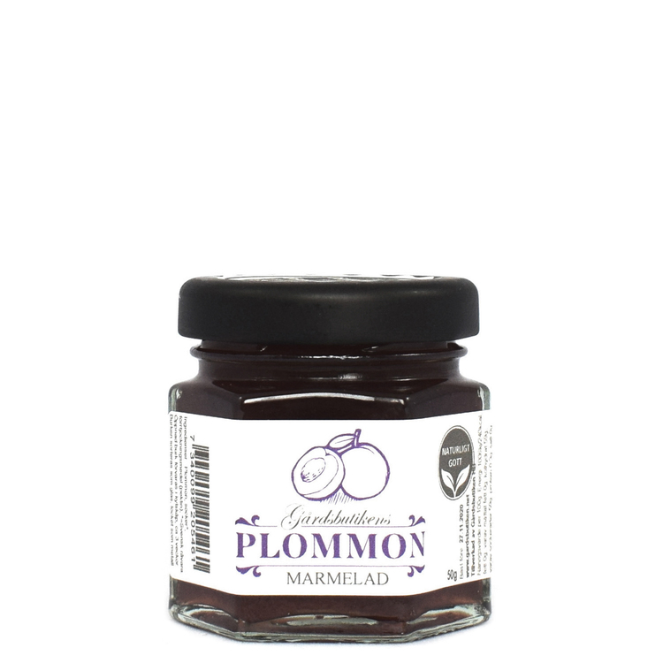 Plommonmarmelad 50g