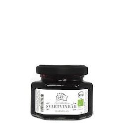 Ekologisk svartvinbärsmarmelad 115g