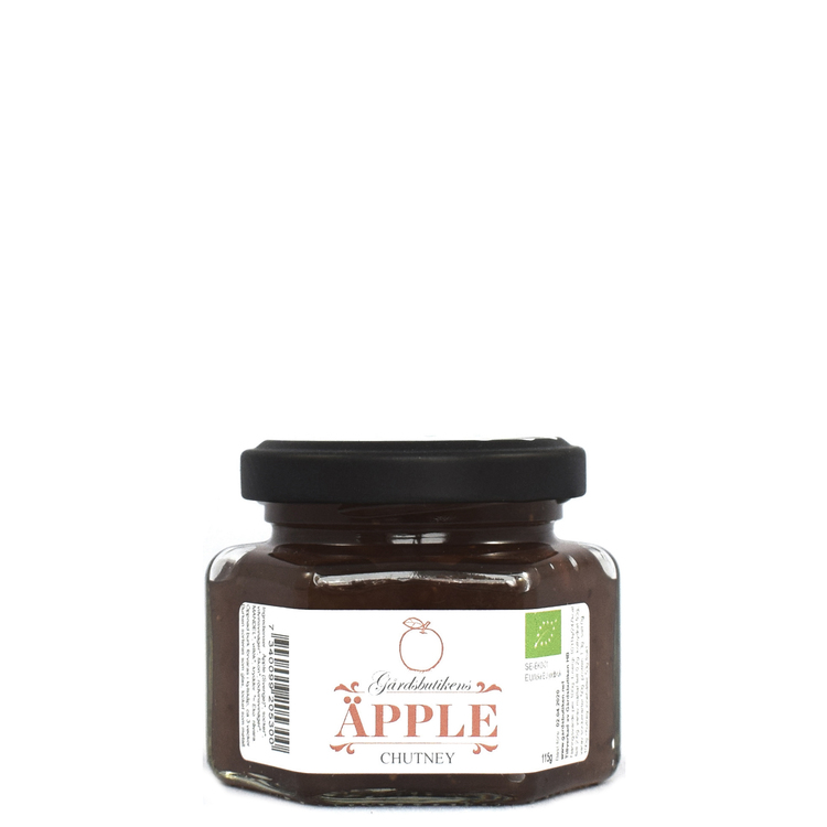Ekologisk äppelchutney 115g