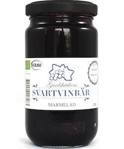 Ekologisk svartvinbärsmarmelad 230g