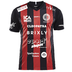 Craft PROGRESS Jersey Stripe M MATCHTRÖJA 2021 - HERR