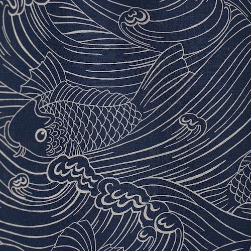 Linnetyg Plenty more fish blå