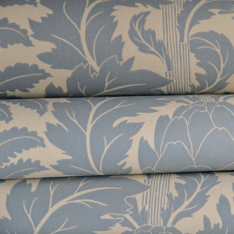 Tapet Artichoke Eggshell blue