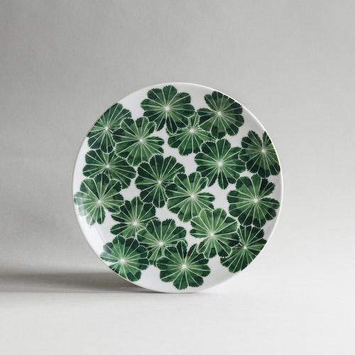 Daggkåpa Assiett grön 21 cm