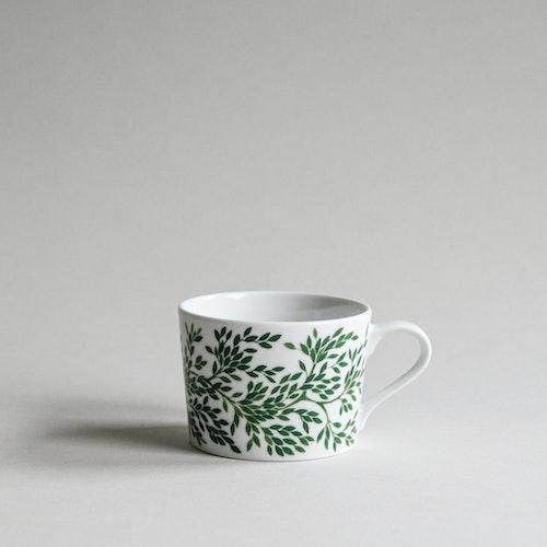 Kopp Myrten grön 24 cl