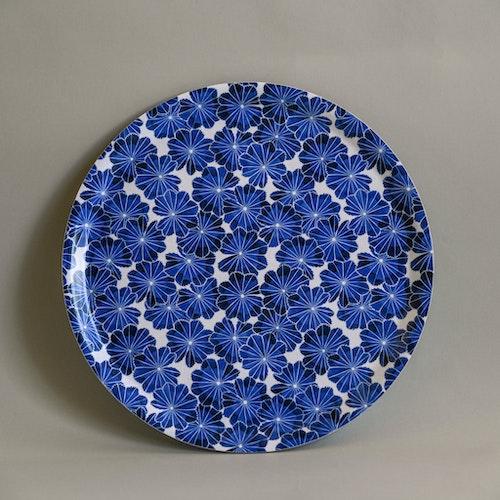 Daggkåpa Bricka blå 38cm