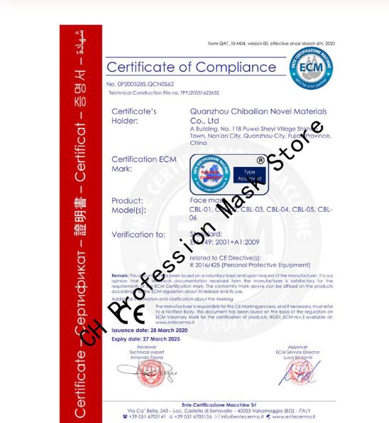 80 st Engångsskyddsmask  KN95-mask 3 lager Anti-bakteriell ansiktsskydd FFP2 FFP3 Anti Dust Mask