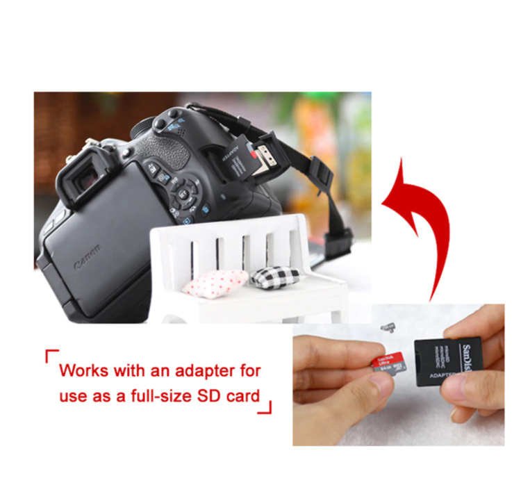 Sandisk Ultra Micro SD Minneskort - 32 GB