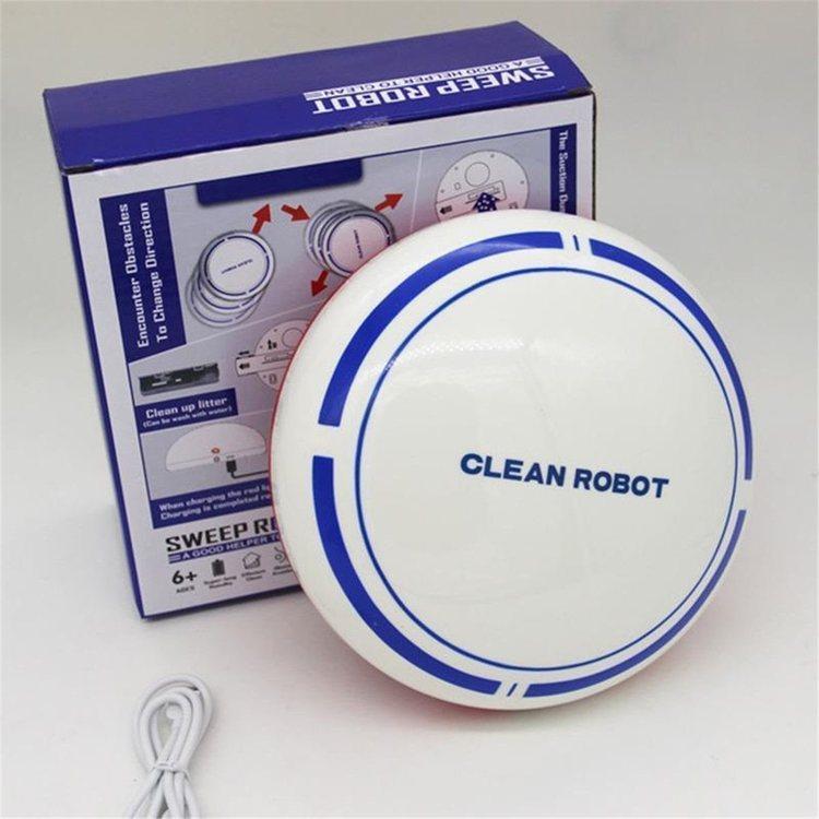 Automatisk Smart Robot Dammsugare Robotdammsugare