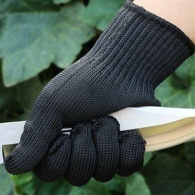 Skärskyddshandske Jakthandskar Rostfritt stål trådskydd / Anti-Cut