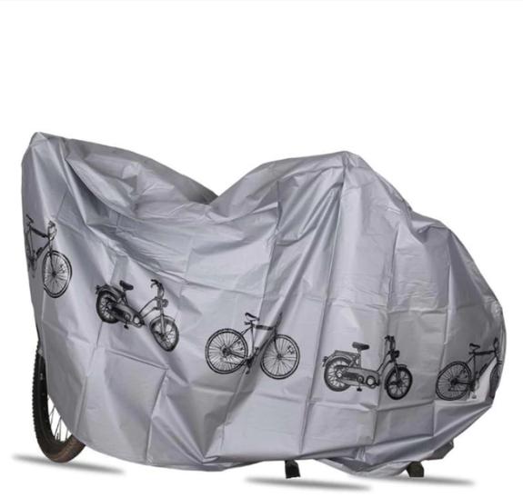 Cykelöverdrag Regn Snö Skydd Rostskydd Cover Wind UV