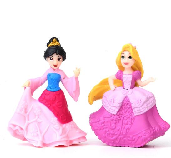 12-Pack Disney Princess Royal Stories Sjöjungfrun Deluxe Set