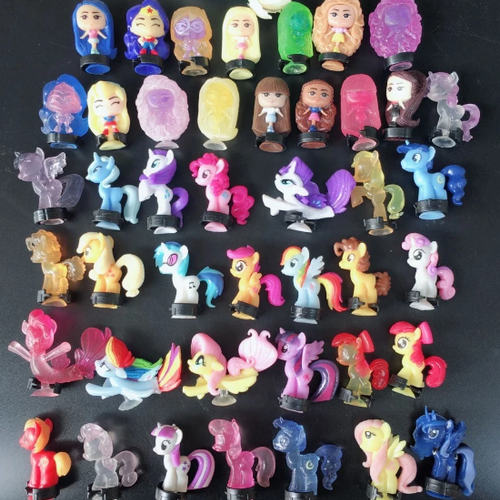 50-pack My Little Pony Mini Figurer Set