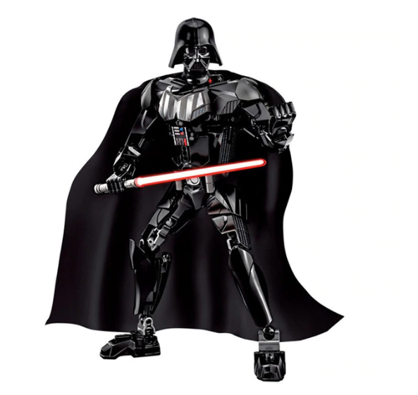 Star Wars Darth Vader Figur Deluxe