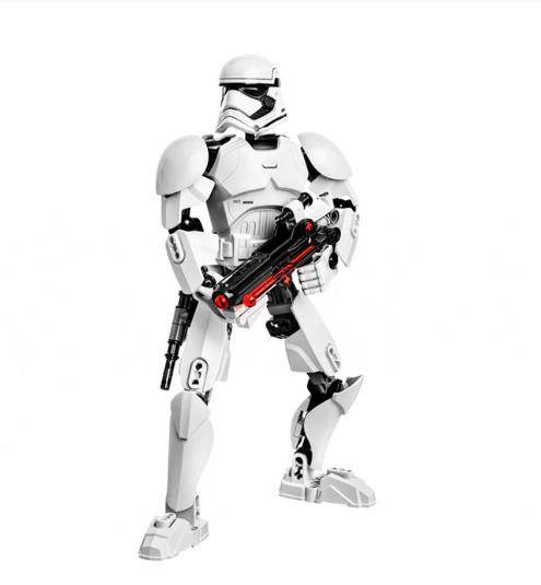 Storm trooper Star Wars Figur Deluxe