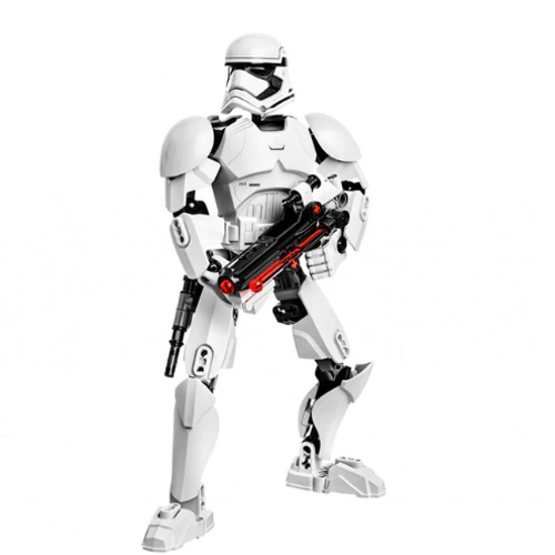 Storm trooper Star Wars Figur Deluxe