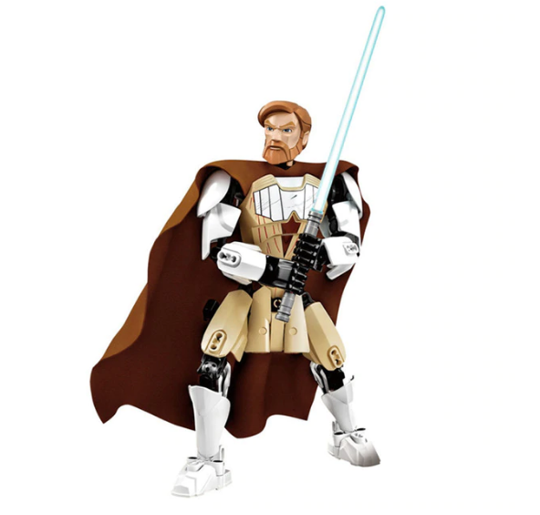 Star Wars Obi Wan Figur Deluxe