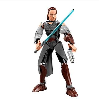 Star Wars Rey II Figur Deluxe